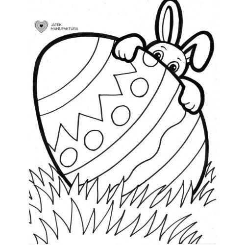Húsvéti színező 7.